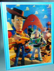 The Making Of Toy Story Hard Cover Book