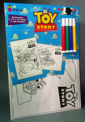 Colorforms 1995 Toy Story Poster and Color Set