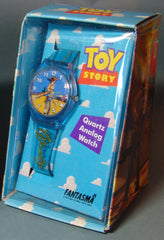 Toy Story Buzz and Woody Analog Watches