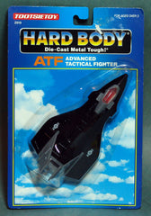 Tootsietoy Diecast Advanced Tactical Fighter