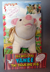 Big Top Pee Wee - Vance the Talking Pig
