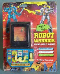 Two Hand Held Robot and Space Games
