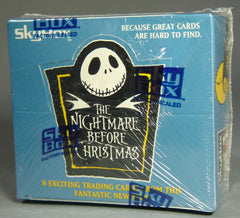 Nightmare Before Christmas Topps Card Wax Box