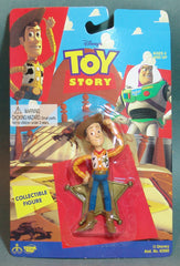 1995 Hasbro Toy Story Woody Collectible Figure