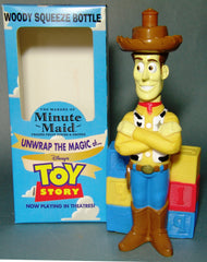 Woody From Toy Story Squeeze Bottle Premium