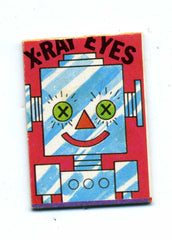 X Ray Eyes Cracker Jack Prize