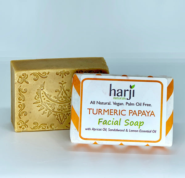 Turmeric Papaya Facial Soap