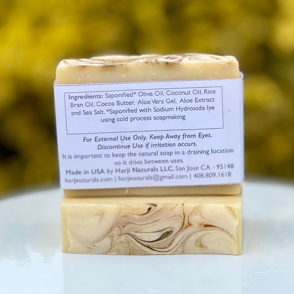 Artisan Soap - Simply Aloe