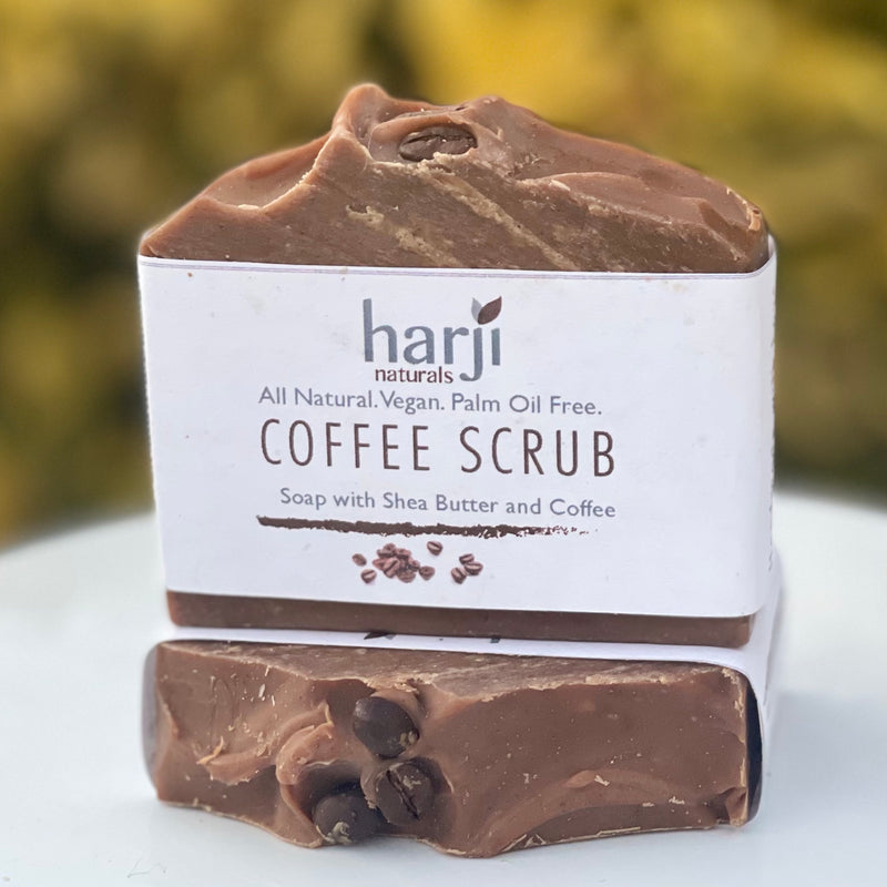 Artisan Soap - Coffee Scrub