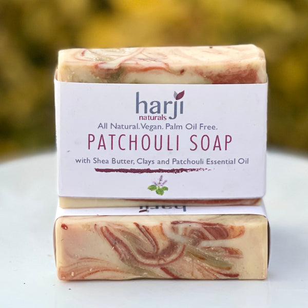Artisan Soap - Patchouli