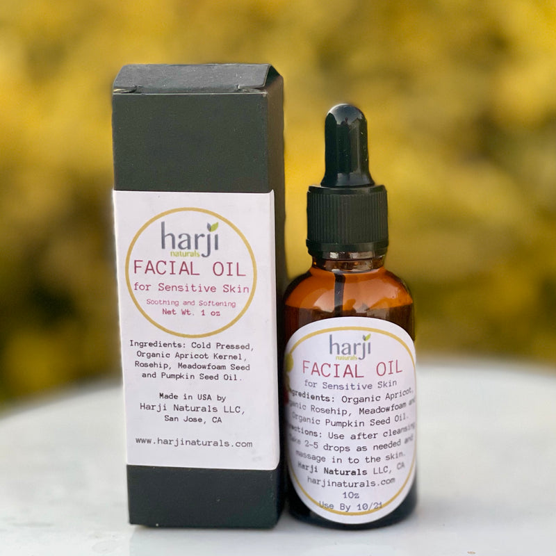 Facial Oil (for sensitive skin)