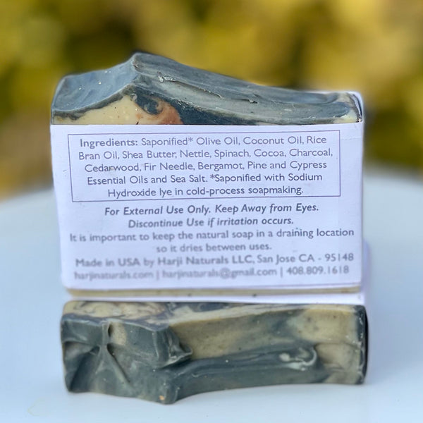 Artisan Soap - Wild Woods
