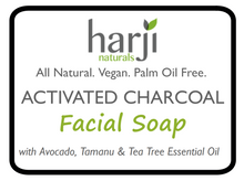Activated Charcoal Facial Soap