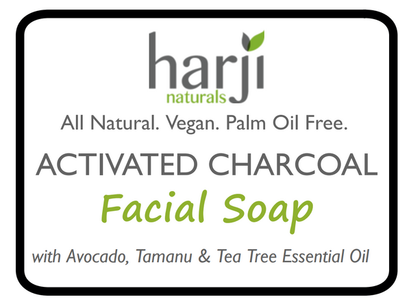 Facial Soap - Activated Charcoal