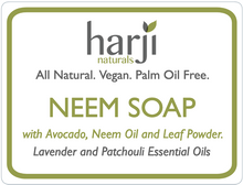 Neem Soap for Face and Body