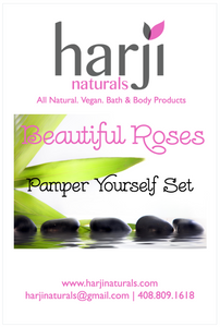 Pamper Yourself Gift Set (Beautiful Roses)