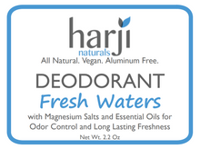 Fresh Waters Deodorant (2.2Oz)