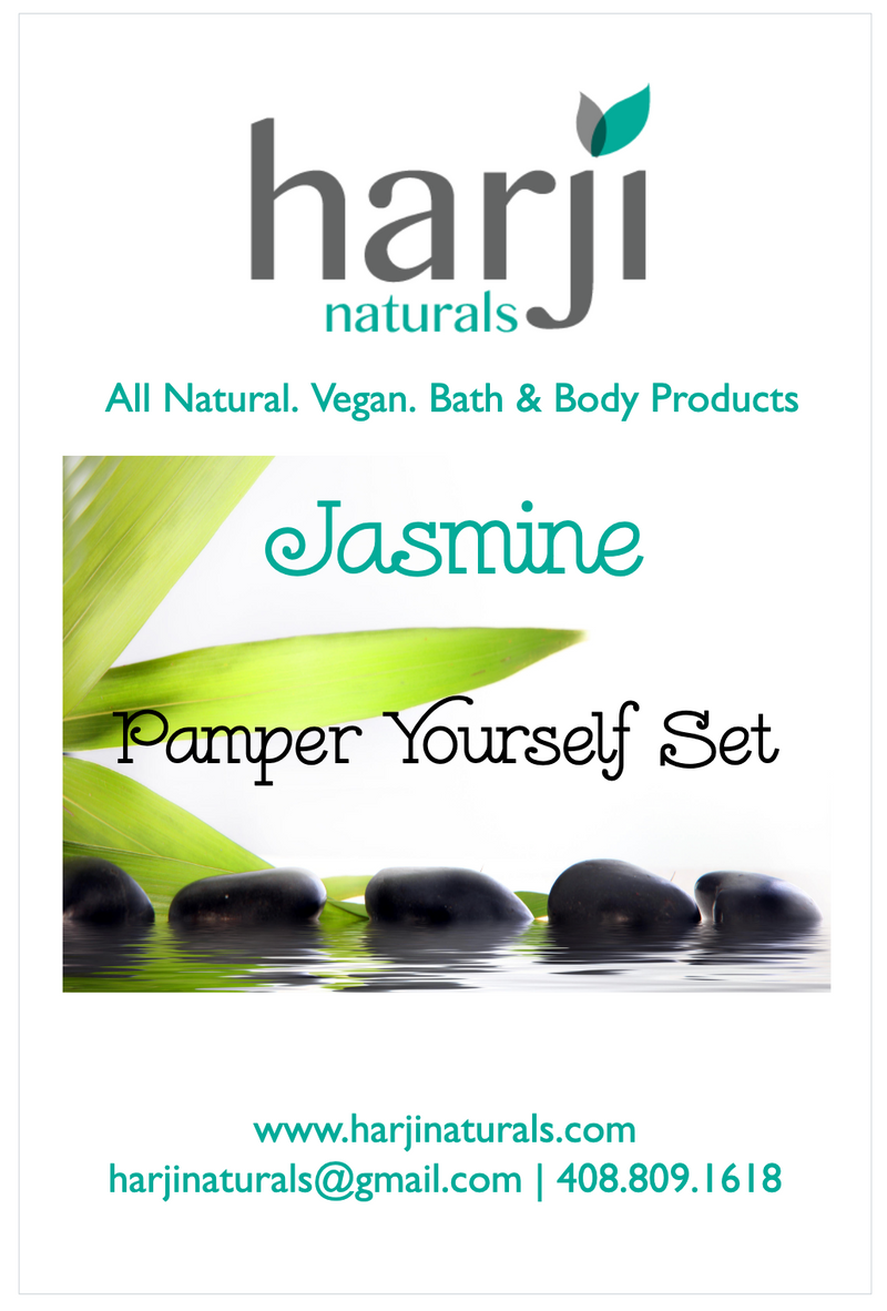 Pamper Yourself Gift Set (Jasmine)