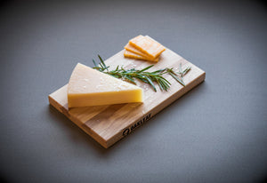 Maple with Cherry Accent Cheese Cutting Board