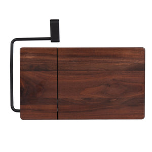 Walnut Cheese Slicer Cutting Board
