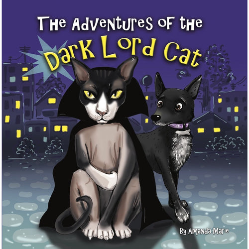 The Adventures Of The Dark Lord Cat E-book