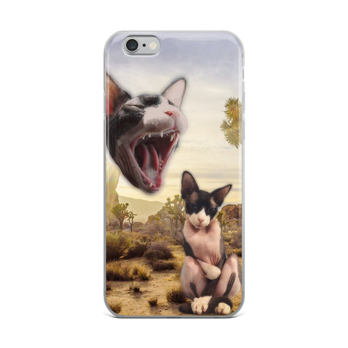 Lord of the Desert iPhone Case