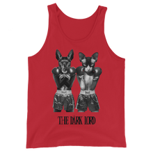The Lord Vs. Sister Nixie 🥊 Adult Unisex Tank Top