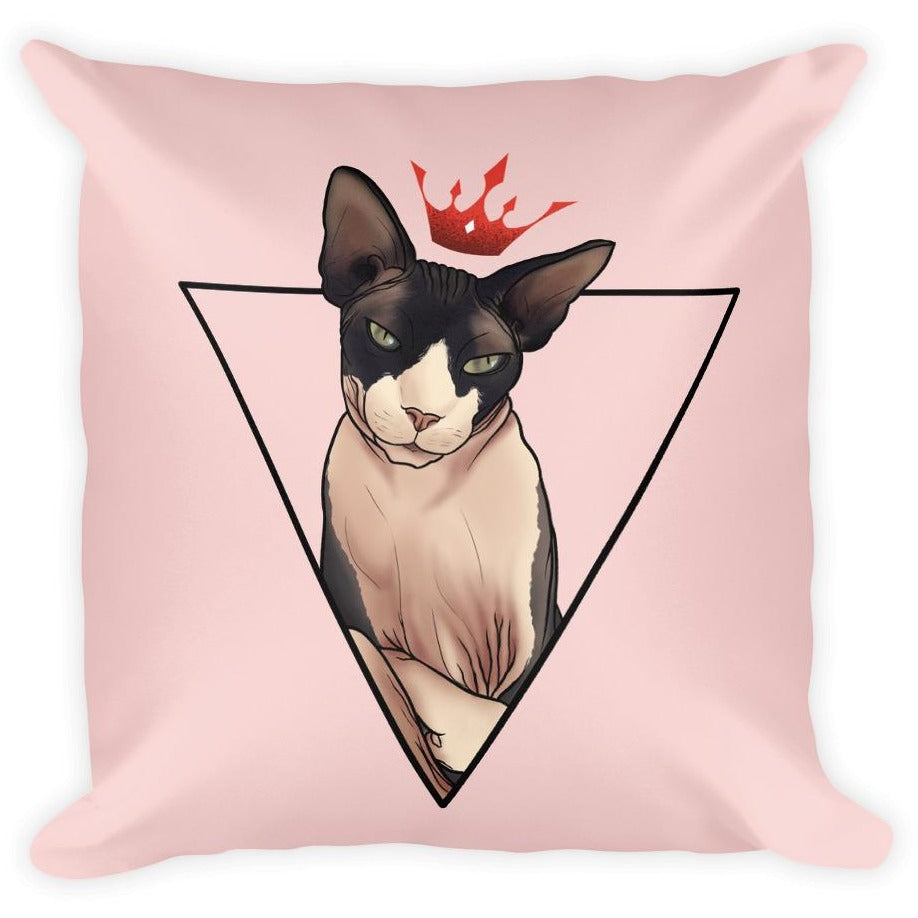 Loyal Servant Pillow