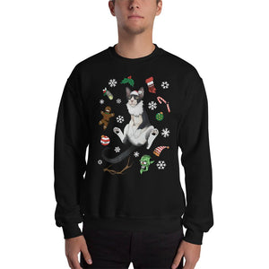 Holiday Horror Sweatshirt (Unisex - Various Colors)