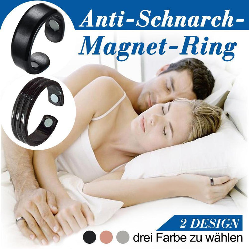 Anti-Schnarch Magnet Ring - hallohaus