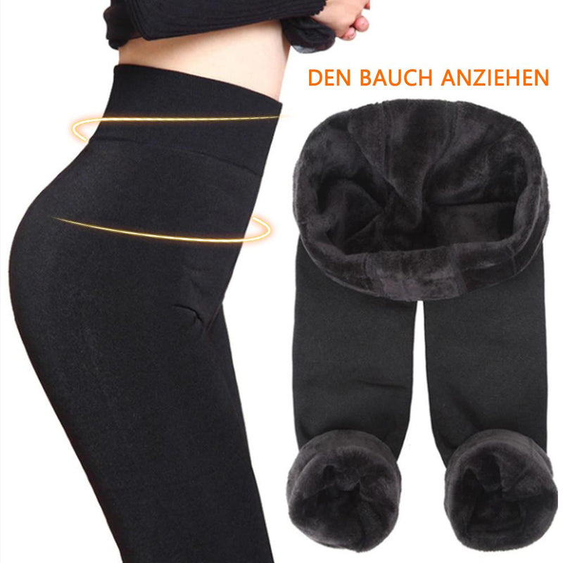 Warme Winter Damen Leggings