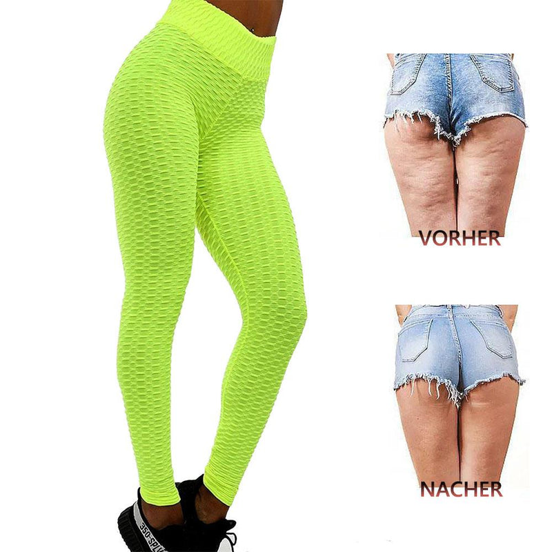 Anti-Cellulite Kompression Leggings - hallohaus