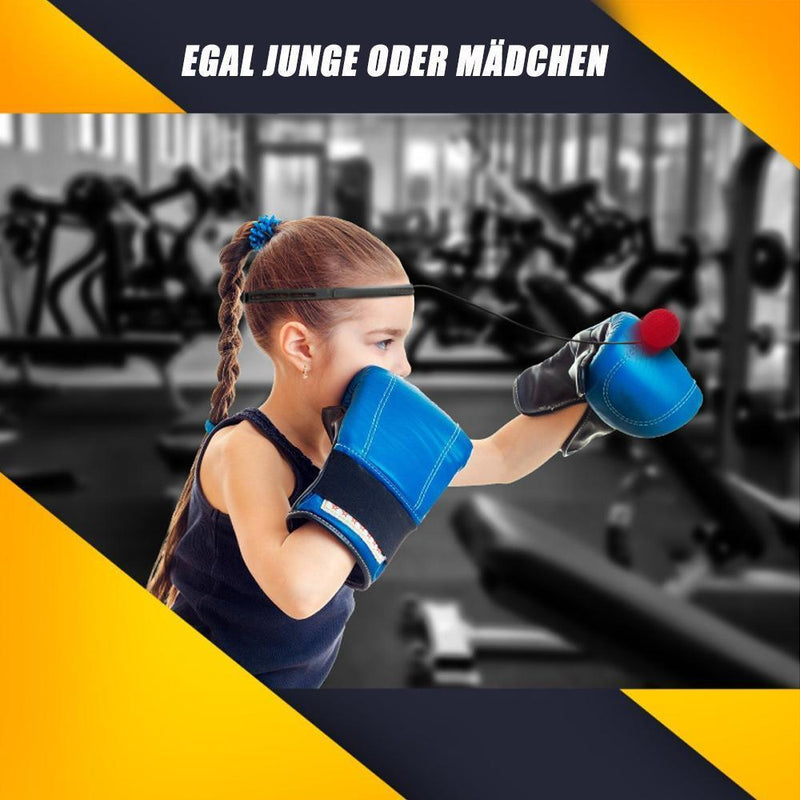 Dekompression Ball, Boxtraining & Reaktionsfähigkeit Training - hallohaus