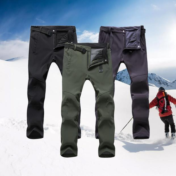 Outdoor Sport Anti-Kälte Winterhose - hallohaus