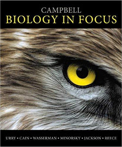 Test Bank for Campbell Biology in Focus 1st Edition - PDF Version