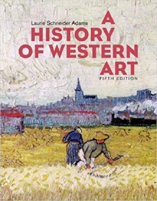 a history of western art 5th fifth edition text only