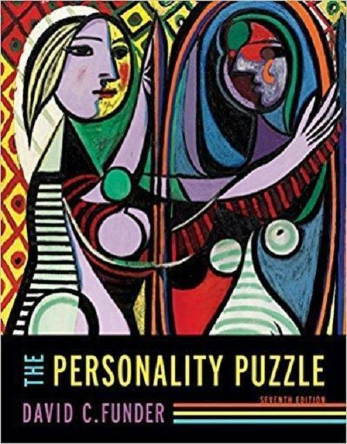 The Personality Puzzle 7th Edition by David C. Funder - PDF Version