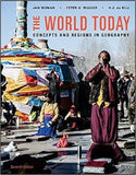 The World Today: Concepts and Regions in Geography 7th Edition - PDF Version