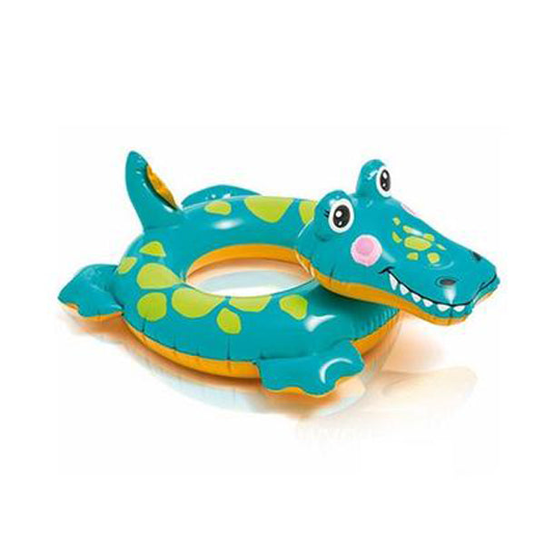 Inflatable Crocodile Ring