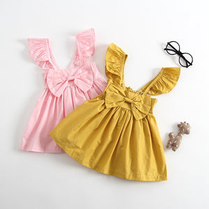 Bow Front Princess Dress