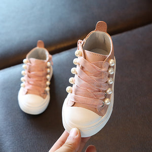 Beautiful Pearl Fashion Sneakers