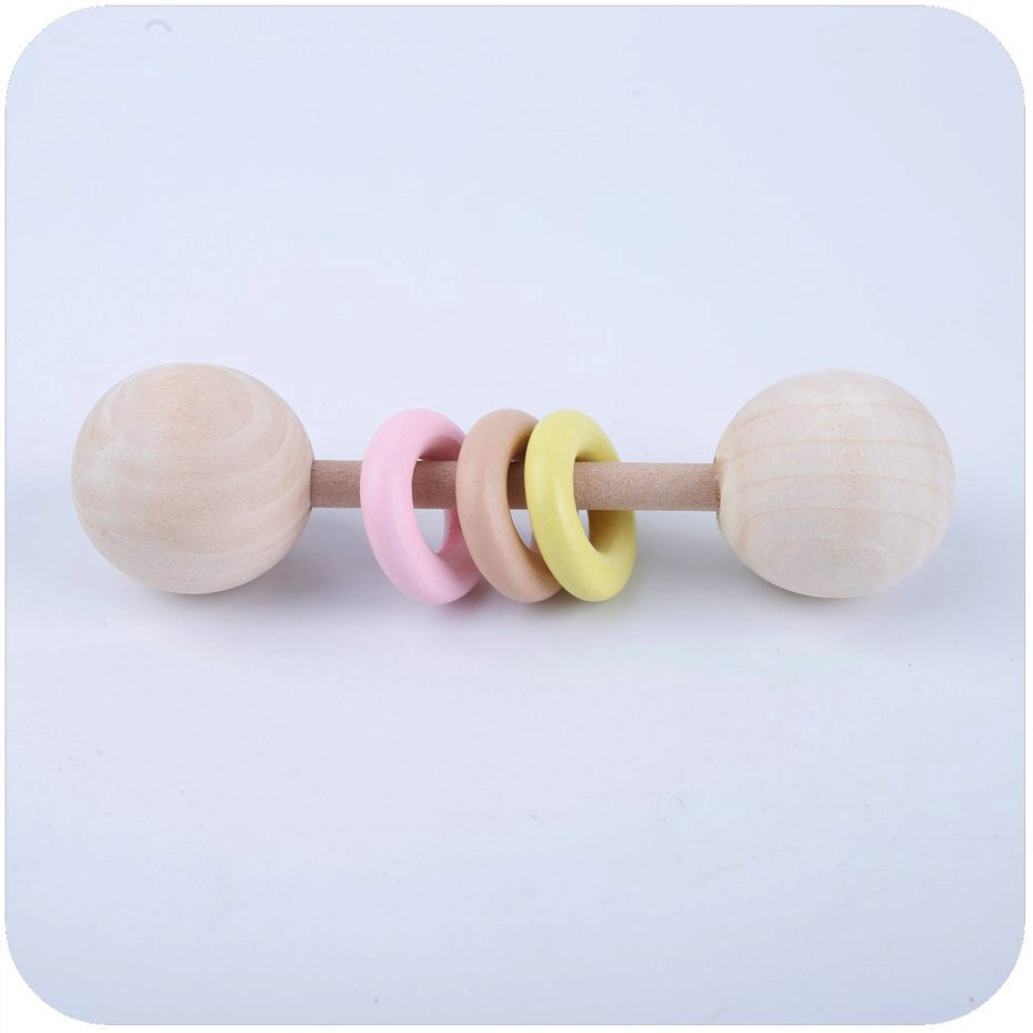 Traditional Wooden Teether