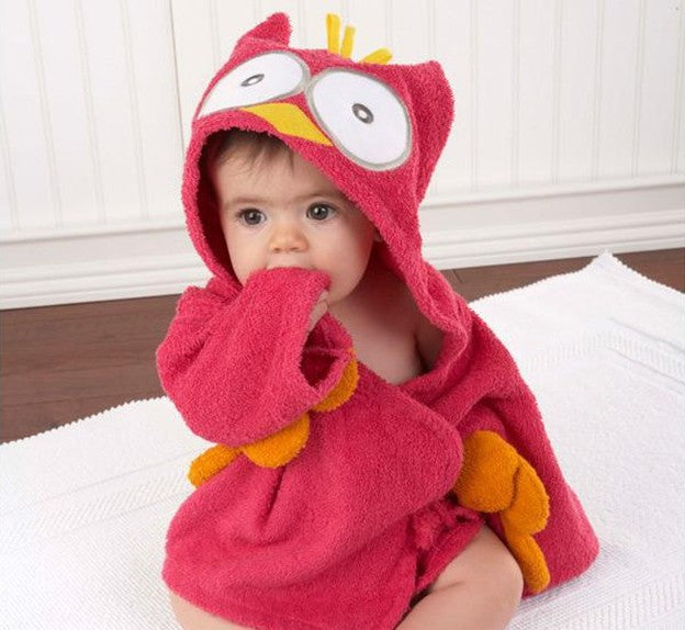 Baby Bath Robe, Various Designs