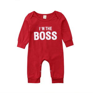 I'm The Boss Jumpsuit, Christmas Edition