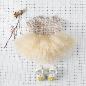 Beautiful Woven Tutu Dress