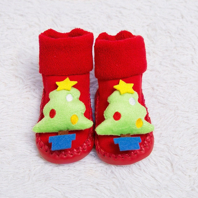 Cute Christmas 3D Socks, Various Designs