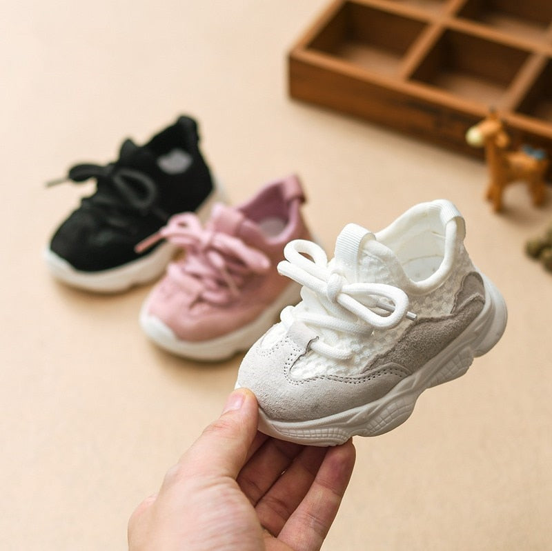 Cute Contour Breathable Sneakers