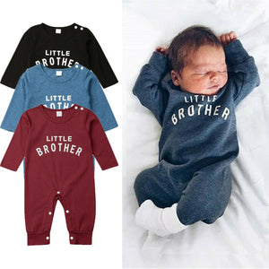 Little Brother Long Sleeved Jumpsuit