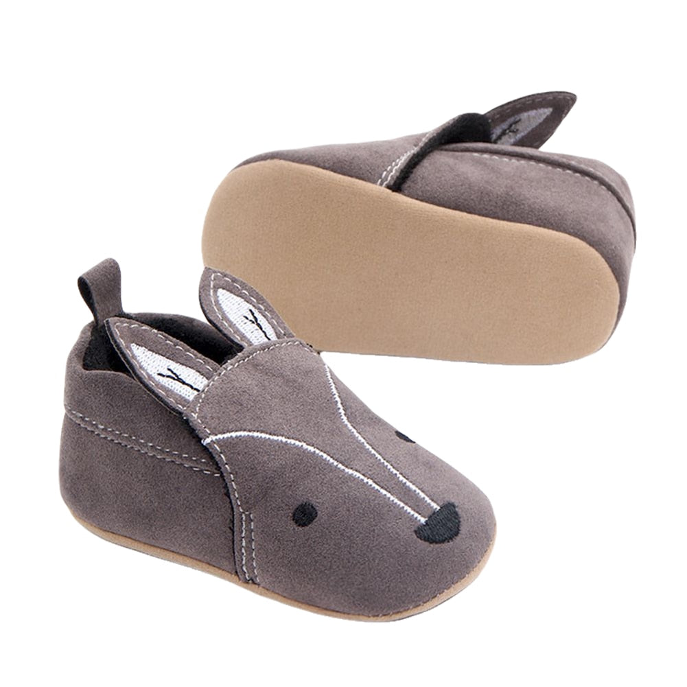 Soft Sole Animal Shoes