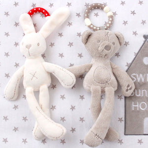 Bear and Bunny Soft Toy